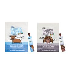 New Primal - Snack Mates - 5 p/k #snacks #health #meat #beef #turkey