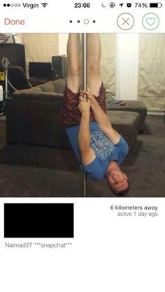 #hilarious #funny #joke #humour #lol #rofl #funnypics #memes Just Workin' on the Pole Dancing Skillz