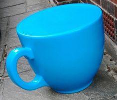 tea cup stool2332 Tea Cup Stools, Original and Playful
