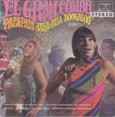 El Gran Combo #LP #cover