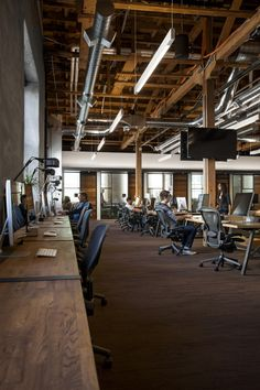GitHub - San Francisco Headquarters - Office Snapshots