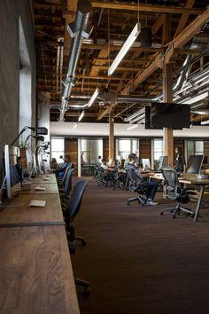 GitHub - San Francisco Headquarters - Office Snapshots