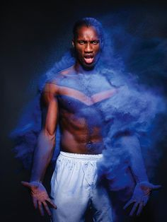 Didier Drogba. Come back to the EPL, please!
