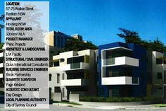 Redfern Housing Project #greenbuilding #greenstar