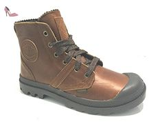Palladium , Baskets pour homme Marron/acajou - - Marron/acajou, 45 IT-10,5 UK-11 US EU - Chaussures palladium (*Partner-Link)
