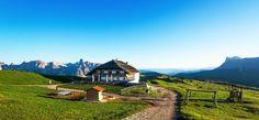 Pralongià Berggasthof - Albergo Rifugio - Corvara Alta Badia - Gourmet Südtirol