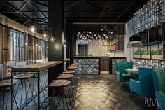 """Chinese bar """"Whale""""