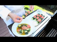 SeaBear's Recipe & Cooking Tips for Wild Salmon Skewers on the Grill