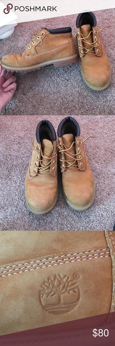 Timberland ( Tims ) boots In like new condition, only worn twice!! Timberland Shoes