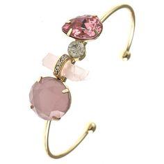 Light Pink Stone Bracelet