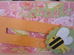 free CCR GYPSY files for bee spinner card