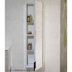 Bathroom Floor Cabinet Shelf Storage Organizer Stand Furniture With ...