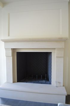 Limestone Fireplaces, Stone Mantles in Texas Limestone, Fireplace ...