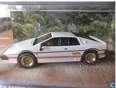 Lotus Esprit Turbo (1980) Diecast Model Car from James Bond For Your Eyes Only @ niftywarehouse.com