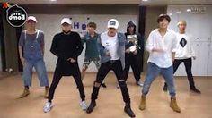 bts dance practice - YouTube