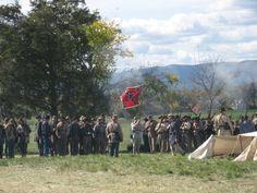 Cedar Creek 2008 - 33rd Virginia Infantry Company G