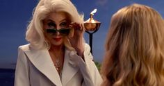 Cher Arrives in Mamma Mia 2 Extended Sneak Peek -- Universal Pictures debuted a new 60-second TV spot for Mamma Mia: Here We Go Again during last night's Grammy Awards. -- http://movieweb.com/mamma-mia-2-trailer-international-tv-spot-grammy-awards/