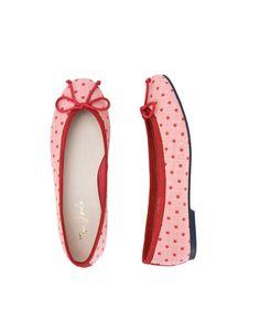 pink and red polkadots