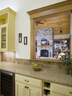 Brilliant Kitchen Design Ideas in Your Home: Awesome Kitchen Projects Ideas Laminate Backsplash Granite Countertop