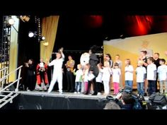 Video of the Olympic Torch Celebration in Bournemouth