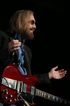 Tom Petty and the Heartbreakers perform in concert at the Greek Theatre in Berkeley, Calif., on Tuesday, Aug. 22, 2017. (Ray Chavez/Bay Area News Group)