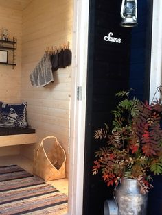 Sauna Ladder Decor, Home Decor, Decoration Home, Room Decor, Home Interior Design, Home Decoration, Interior Design