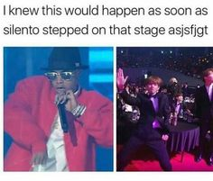 i love how silento actually posted this meme on his instagram