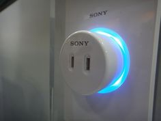 In the Future: Sony power outlets will charge you for charging