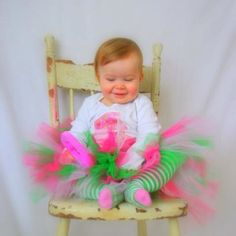 Avarie's first birthday pictures