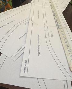 Mold blueprints thanx to DIYskate.com #outkastofsociety #diy #skateboard #mold #skateboarding #skatebrand #skaterowned #thankahater #woodwork de outkastofsociety