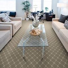 Stanton Carpet: Product Detail - Lake Collection: Lake Boden Taupe