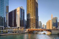 The Westin Chicago River North is located in the heart of Chicago's theater district.