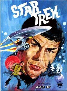 STAR TREK ANNUAL 1980 HARDCOVER Gold Key Comics (World & Whitman)