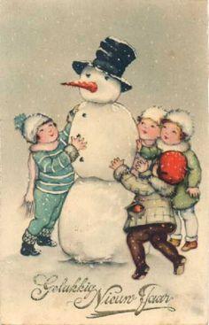 snowman - love this one!