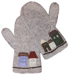 TownHouse Mittens