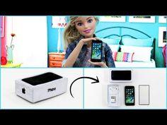 Sacolas de Compras para Barbie DIY - YouTube