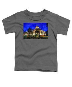 Toddler T-Shirt - Le Negresco Hotel In Nice France