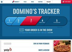 Case study: How Domino's and Crispin Porter & Bogusky transformed the pizza chain into a tech company Pizza Menu, Domino's Pizza, Pizza Chains, Pizza Branding, Visual Management, Pizza Company, Pizza Maker, Confirmation Page, Lean Six Sigma