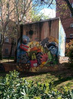 La pandilla. Villaverde (Madrid).