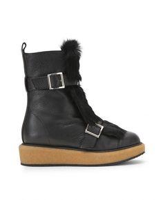 Paloma Barcelò Nevada Black Boots