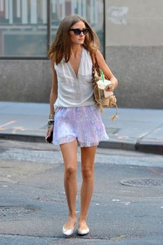 Olivia Palermo // The Legs