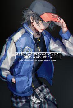 Hot Anime Boy, Anime Guys, Guys And Girls, Boy Or Girl, All Star, Rap Battle, Anime People, Manga Boy, Boy Art