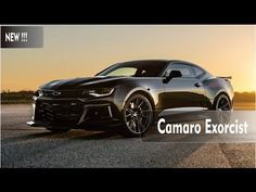 The Hennessey Exorcist camaro is out and gunning for the new Dodge Demon. Someday they will meet on the track but I already know which car will win and in th. New Dodge, Camaro Zl1, The Exorcist, Muscle Cars, Youtube, Youtubers, Youtube Movies