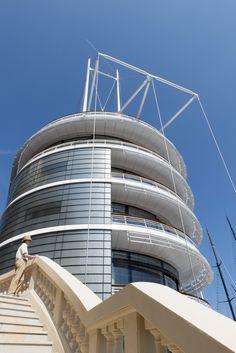 Foster Partners Yacht Club Monaco