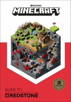 """Shop for """"Minecraft: Guide to Redstone"""" at Michaels. Kids can learn the art of redstone and become a master engineer with this guide, then put theory into practice to construct intricate contraptions in Minecraft. Free Pdf Books, Free Ebooks, Mojang Minecraft, Minecraft Designs, Minecraft Redstone Creations, Minecraft Tips, Minecraft Stuff, Minecraft Houses, Minecraft Drawings"""