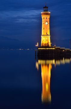 Lighthouse Lindau - null