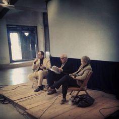 Amedeo Letizia, Paola Zanuttini e Antonio Steffenoni alla presentazione di Nato a Casal di Principe a Bookcity Milano.