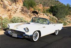 1957 Ford Thunderbird D-Code Convertible