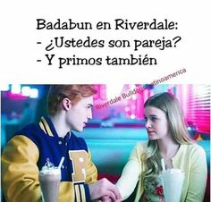 """Welcome to """"Memes of Riverdale uwu As the title says they are pure good momazos of Riverd Cole M Sprouse, Dylan Sprouse, Riverdale Wallpaper Iphone, Dakota Blue Richards, Archie Comics Riverdale, Riverdale Quotes, I Dont Fit In, Riverdale Cole Sprouse, Funny V"""