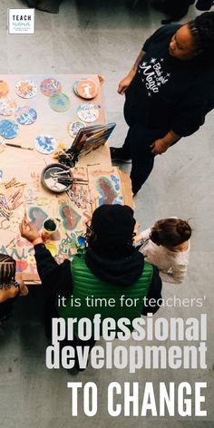 It's time for teacher professional development to change! We need our teachers to be ready and equipped to meet the needs of their students--students who need steadfast and sturdy teachers now more than ever. Professional Development must: be timely and relevant; focus on ways of encouraging student discourse virtually; include ways of keeping students engaged in virtual instruction; bridge the gap between home and school. Right? What do YOU think? Let us know! #RemakeTomorrow @RemakeLearn